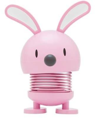 Hoptimist kleiner Hase rosa (Wackeltiere, Gute Laune)