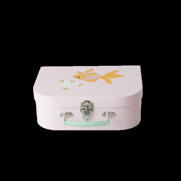 Spielkoffer Goldfisch, medium, Firma Rice
