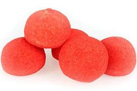 Mellow Speckbälle Rot Schaumzuckerware