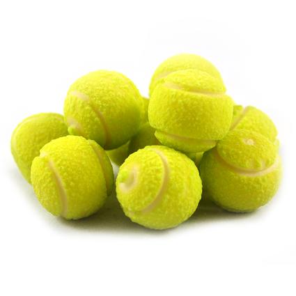 Yummi Tennis Balls Kaugummi