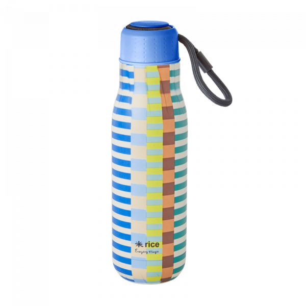 Thermosflasche Summer Stripes, Firma Rice
