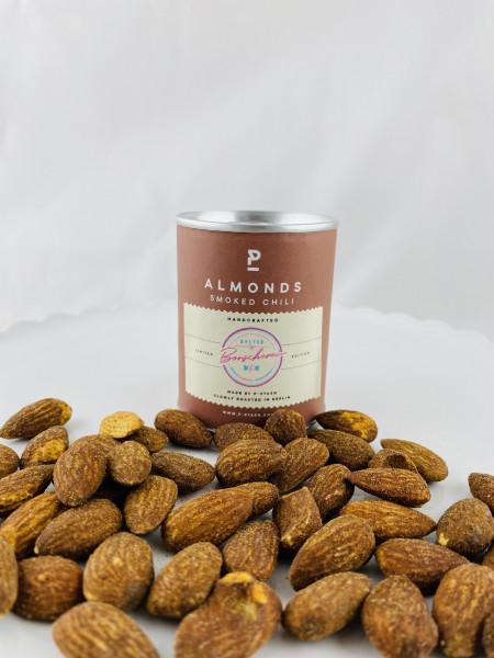 P-Stash Almonds Smoked Chili