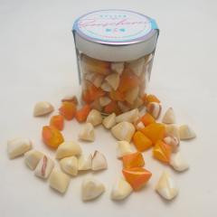 Handgemachte Sylter Bonbons Kissen Pina Colada; süß (Bonschen)