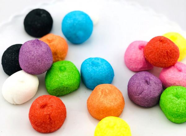 Marshmellow gemischt Schaumzuckerware