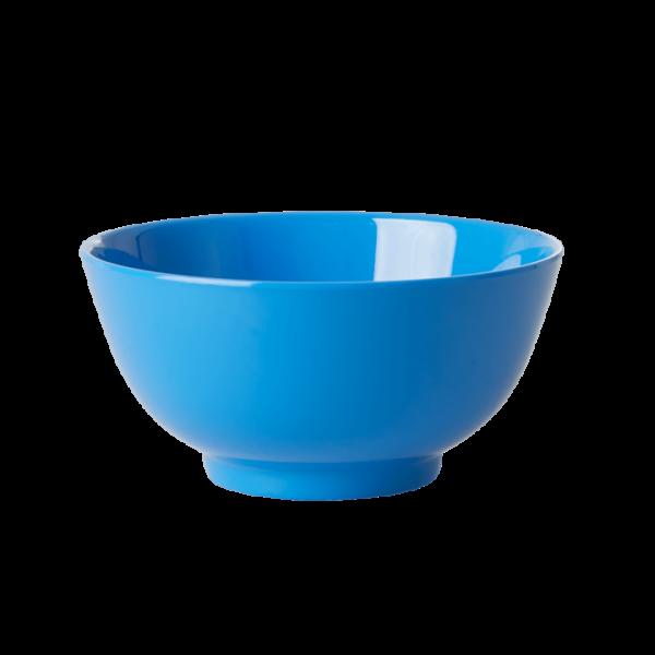 Melamin-Schale Blau,groß, Firma Rice