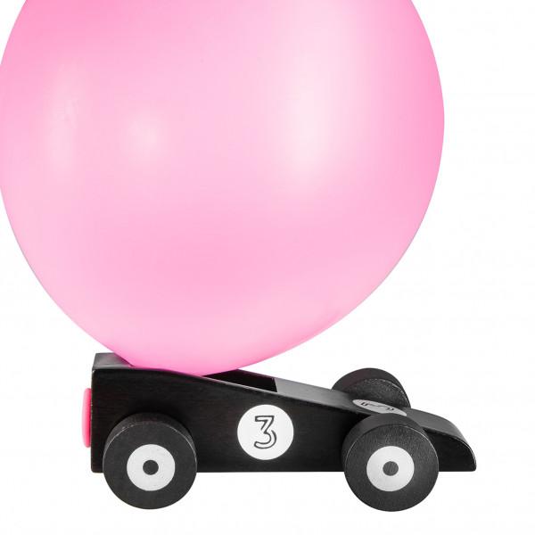 Blackstar, Luftballonauto (Fahren,Kinder,Spass)
