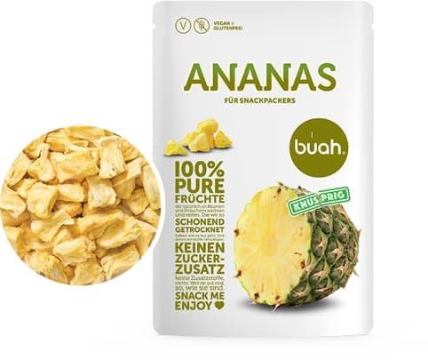 100 % pure Früchte Ananas (Trockenfrucht, Frische, Natur, Qualität)