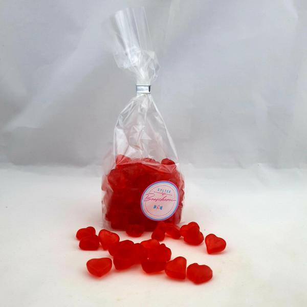 Yummi Herzen ohne Zucker Fruchtgummi