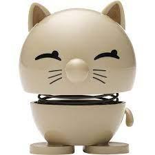 Hoptimist kleine Katze, Latte (Wackeltiere,Gute Laune)
