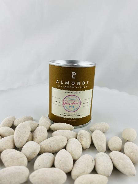 P-Stash Almonds Cinnamon Vanilla