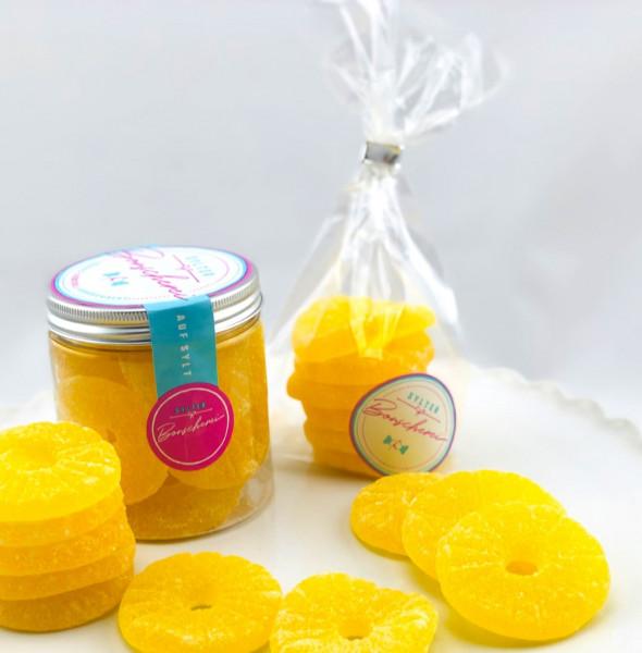 Yummi Ananasscheiben Fruchtgummi
