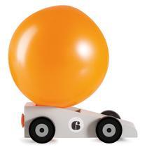 Silverstar, Luftballonauto (Fahren,Kinder,Spass)