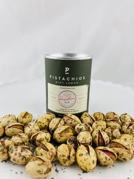 P-Stash Pistachios Mint Lemon