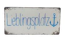 Softmagnet Lieblingsplatz (Magnet, Küche, Kühlschrankmagnet, Heizkörper, Dekoration)