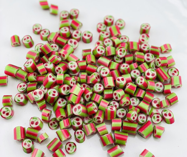 Handgemachte Sylter Bonbons Rocks Kirschen 150 g: kirsche; süß (Bonschen)