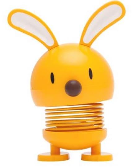 Hoptimist kleiner Hase gelb (Wackeltiere, Gute Laune)