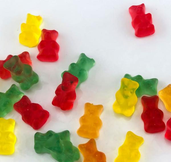 Yummi Bären ohne Zucker Fruchtgummi