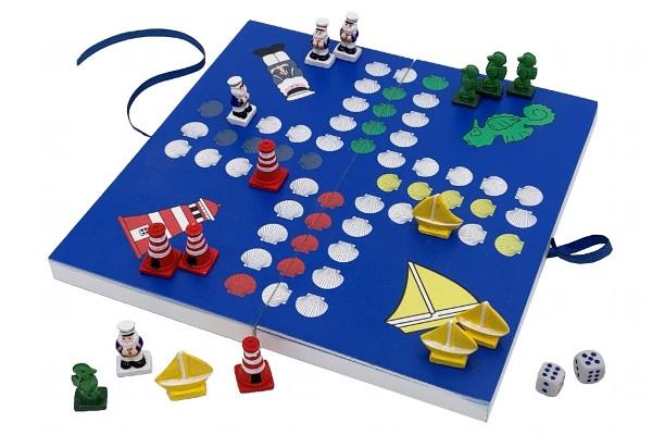 Maritim-Spiel, Firma Heim ( Gesellschaftsspiel, Spiele,Spaß,Freizeit)