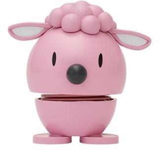 Hoptimist kleines Lamm rosa (Wackeltiere, Gute Laune)