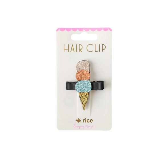 """Hair Clip """"Eis"""", Firma Rice"""