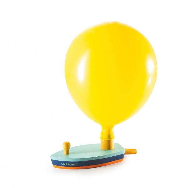 La Paloma, Luftballonboot (Baden,Kinder,Spass)