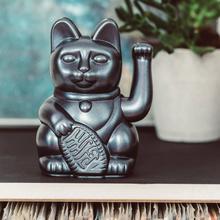 Winkekatze Katze Maneki Neko Japan Lucky Cat Galaxy