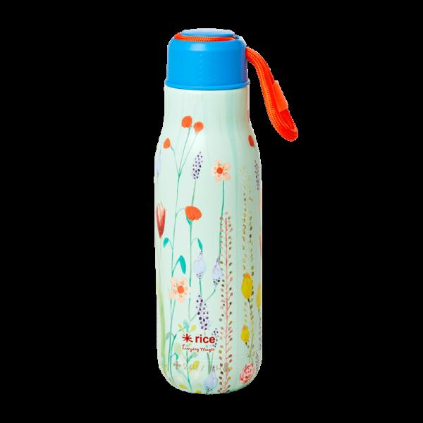Thermosflasche Sommerblumen, Firma Rice