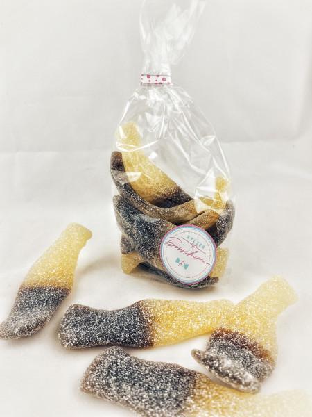 Yummi Riesen-Colaflaschen sauer Fruchtgummi