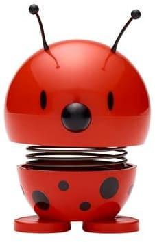 Hoptimist kleiner Marienkäfer rot (Wackeltiere, Gute Laune)