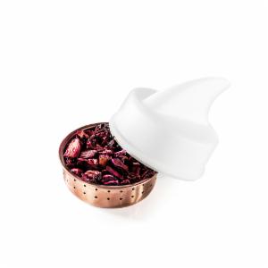 Tee-Ei Sharky,weiß oder Orcy,schwarz (Tee,Genuss,Spass)