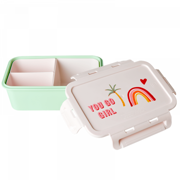 Lunchbox You go Girl, Firma Rice
